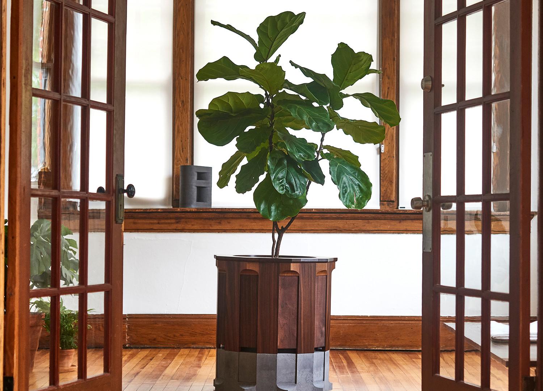 Pillar Planter