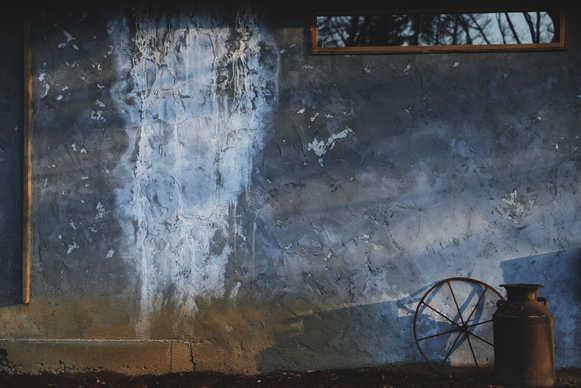 モルタル塗り