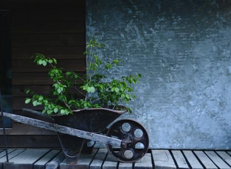 ガーデンチャージを頂戴している理由
