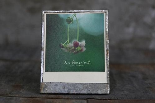 オリジナルブリキフォトフレーム フォトカード1枚付き 「つりばな」