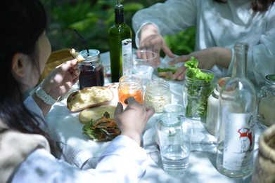 picnic-baguette set