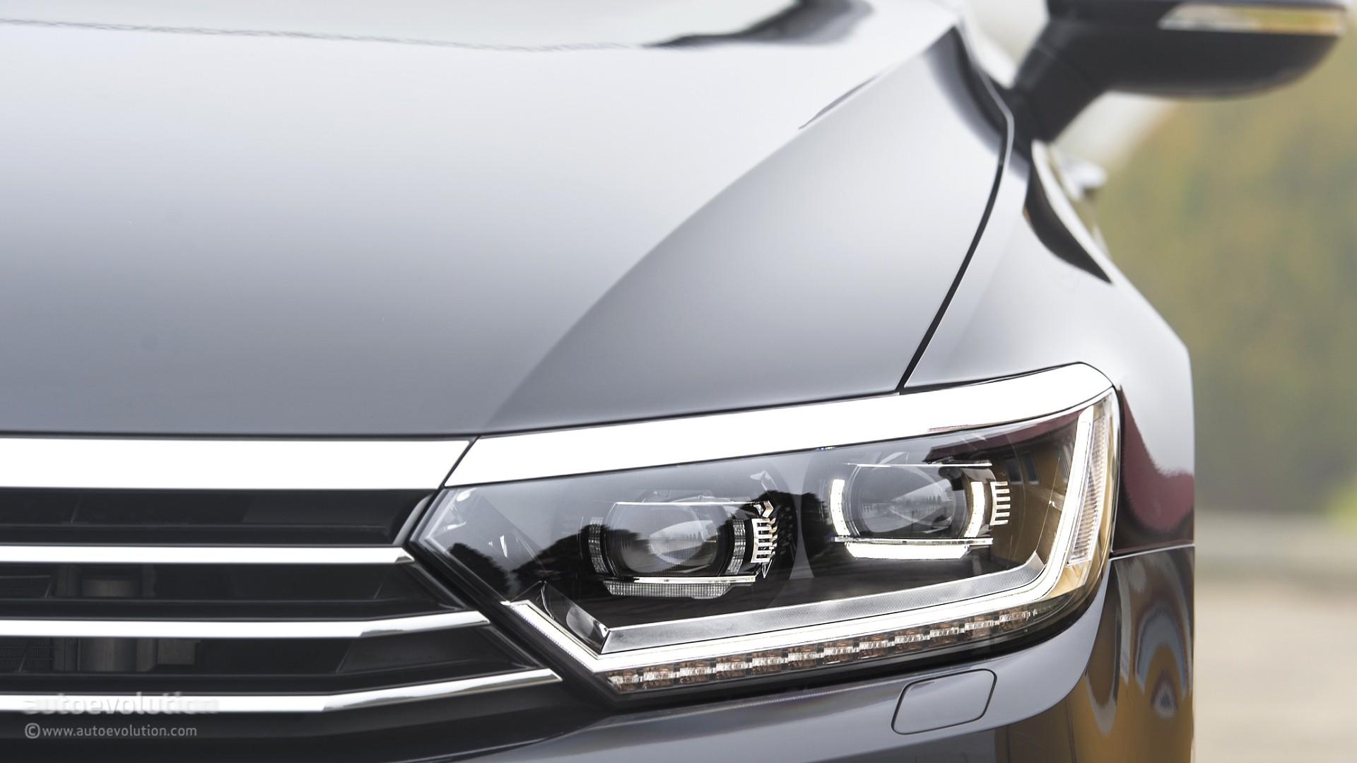 VW Passat VIII