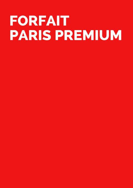 FORFAIT PARIS PREMIUM