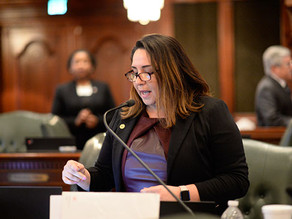 Ramirez Joins the Fight to Protect Women's Reproductive Rights