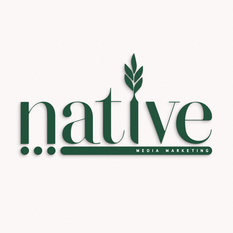 Native Media Marketing Company Logo