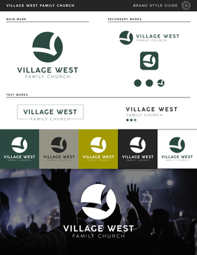 Village West Church Brand Style Guide