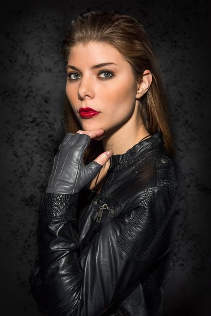 Freyja Grimmie, played by Audrey Cornett