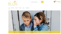 Webwinkel BLOS kinderkleding