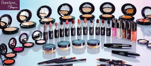 Maquillage Aloe Vera Bordeaux