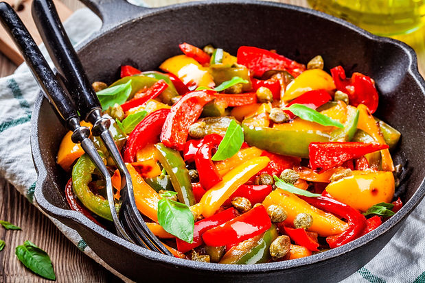 supplier IQF Fire Roasted Vegetables