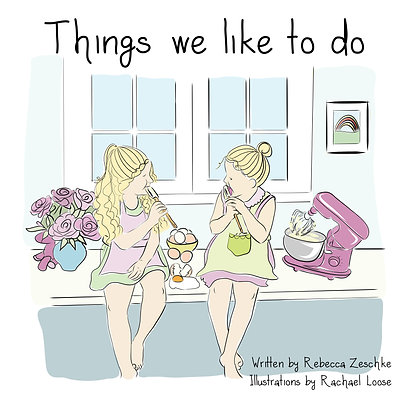 Things we like to do - Paperback