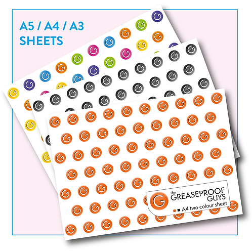 1000 Sheets (A5/A4/A3)