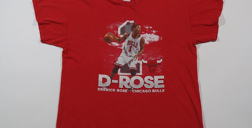 D-Rose Bulls Tee