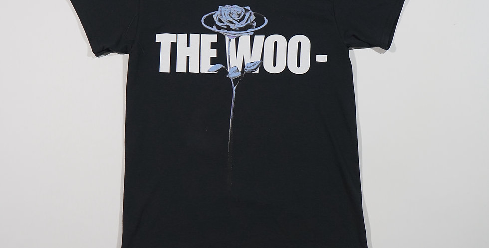 Pop Smoke x Vlone The Woo BLACK