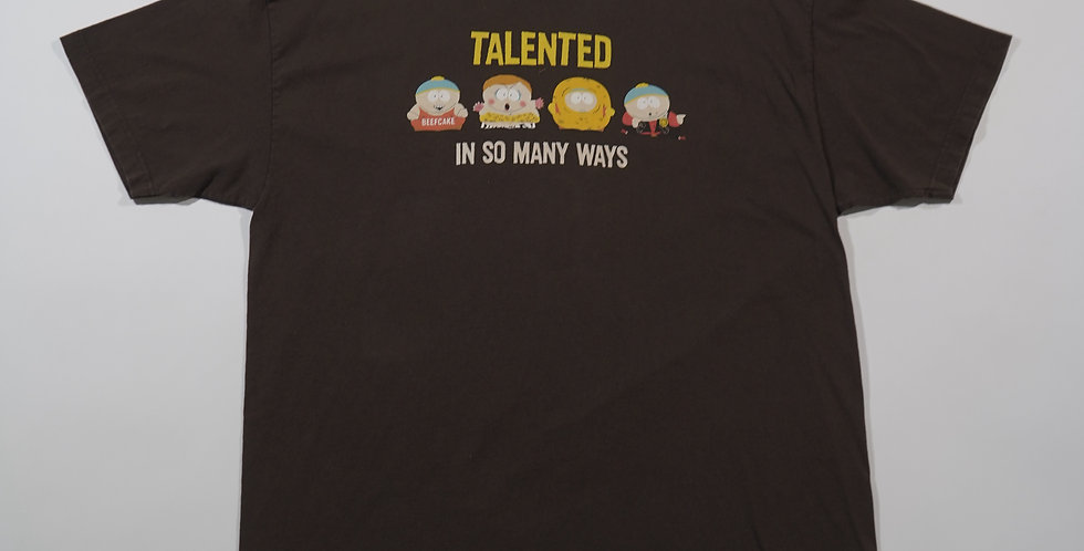 Comedy Central Brown South Park Tee