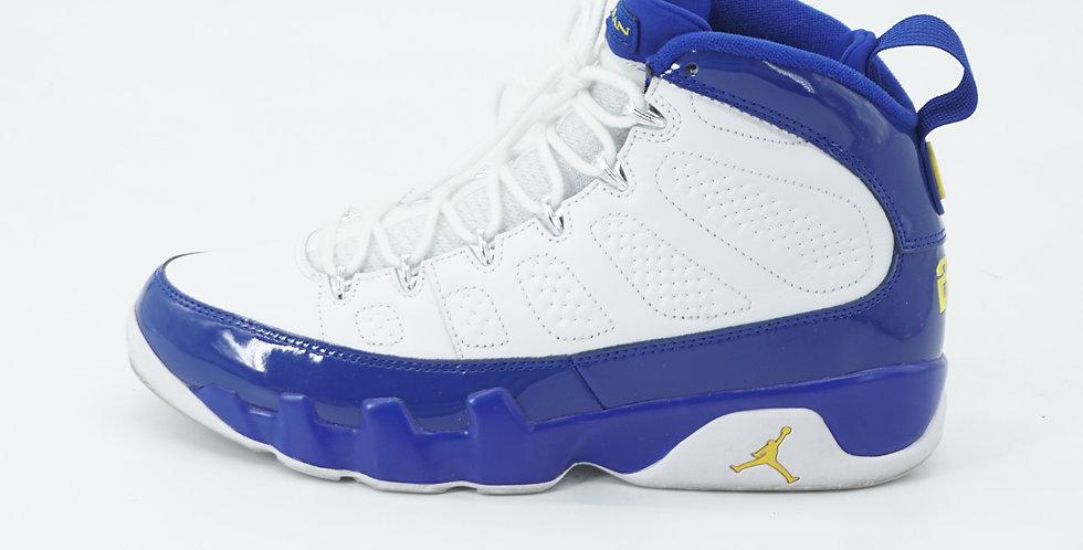 Jordan 9 Retro Kobe