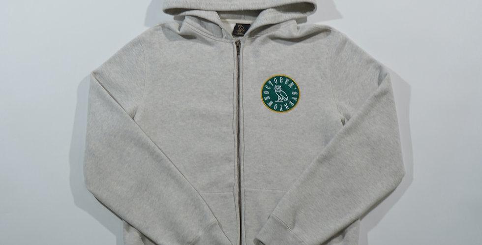OVO Patch Grey Hoodie