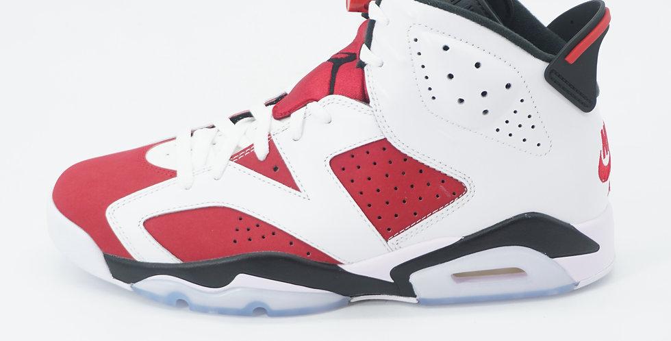 Jordan 6 Retro Carmine