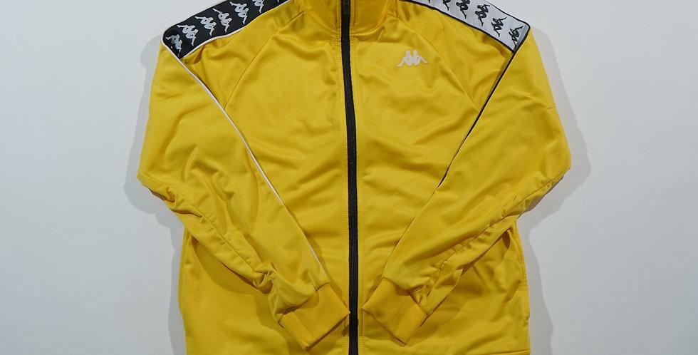 Kappa Yellow Track Suit