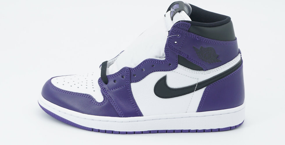 Jordan 1 Retro Court Purple