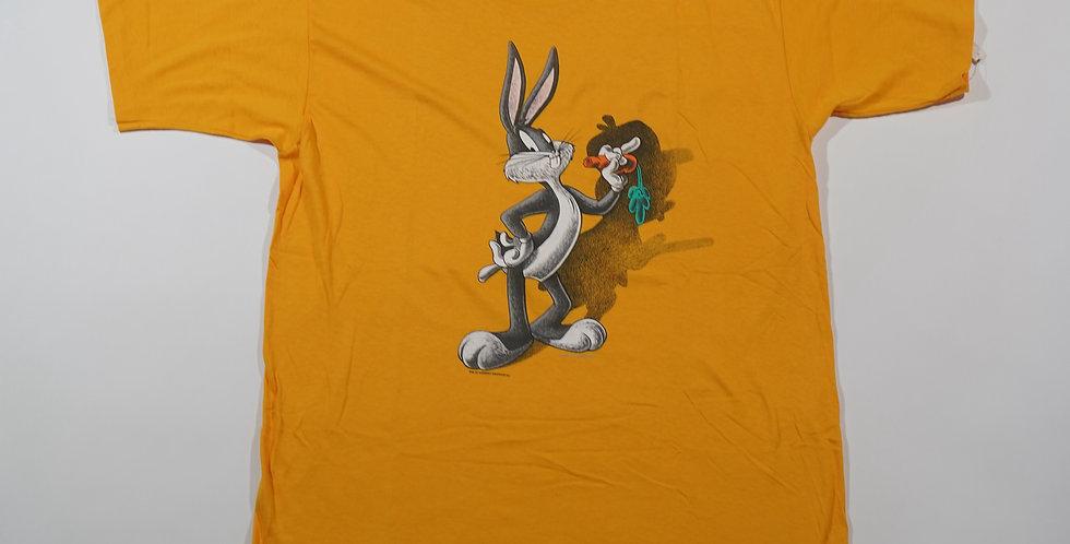 1993 Pro Spirit Yellow Bugs Bunny Tee