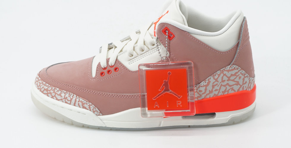 Jordan 3 Retro Pink Rust