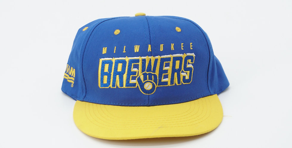 Milwaukee Brewers Snapback