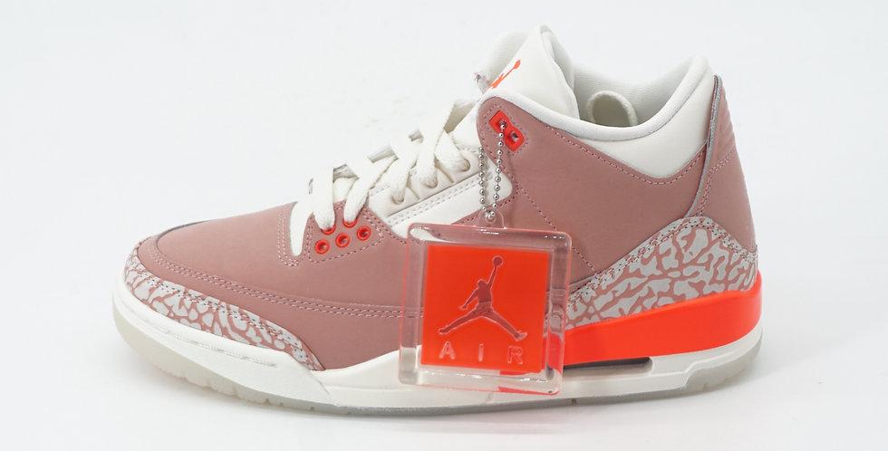 Jordan 3 Retro Rust Pink