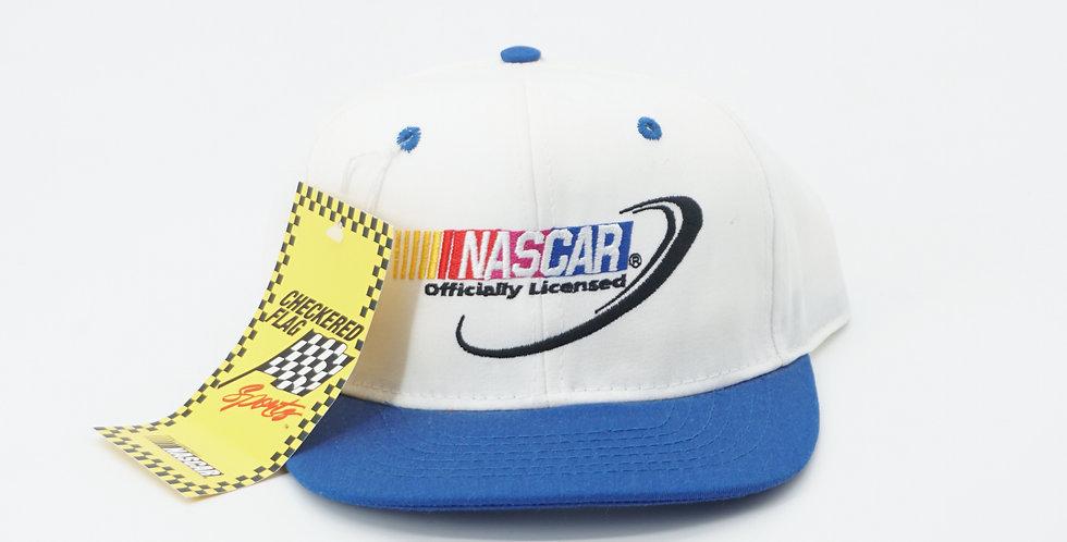 Nascar Checkered Flag hat