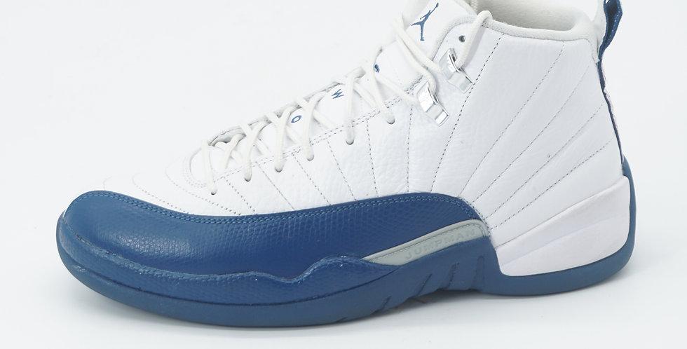 Jordan 12 Retro French Blue