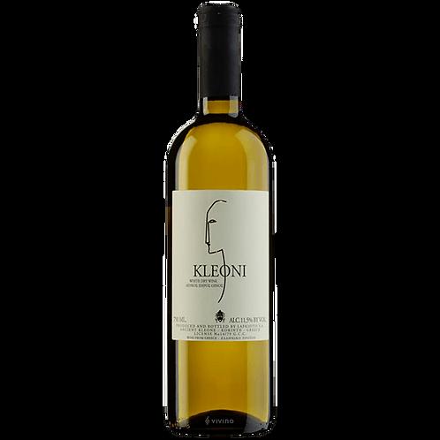 KLEONI WHITE - Dry White Wine