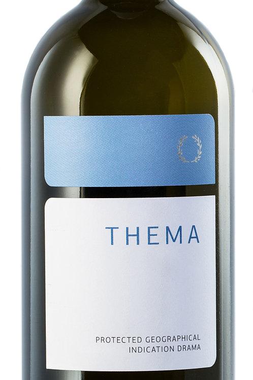 THEMA WHITE - Dry White Wine