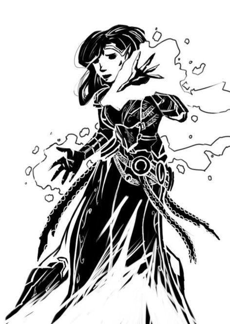 Character Concept Art