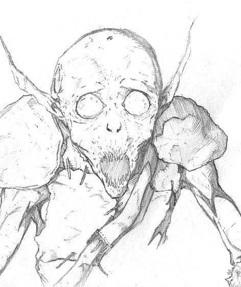 Goblin Sketch