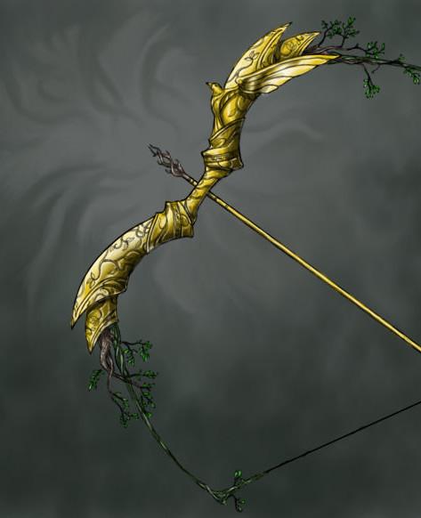 Heroes of History TCG Artemis Bow