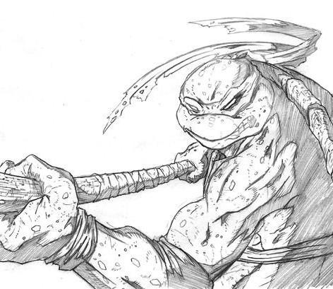 Donatello Sketch