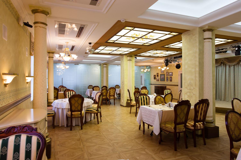 ресторан Хлынов