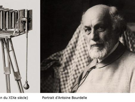 Bourdelle et la photographie