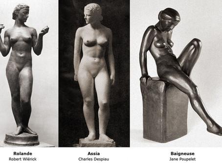 La « bande à Schnegg » : naissance d'une école française de sculpture ?