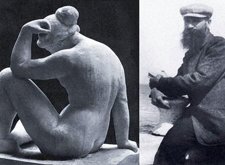 Maillol fait sensation au salon de 1905