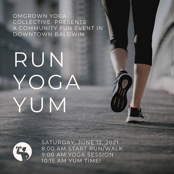 Run Yoga Yum