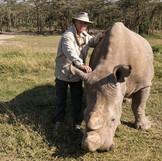 Jody Merritt and Last Male Northern White Rhino