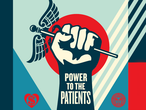Power to the Patients, Global Non-profit Organization