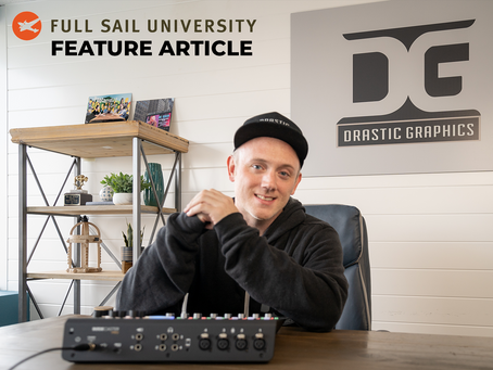 Full Sail Feature Article