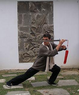 Taiwan Sword Martial Art - Andreas Betschart