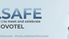IT'S ALLSAFE IN NOVOTEL MANILA ARANETA CITY