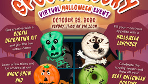Diamond Hotel Philippines Presents A Spooky Kooky Virtual Halloween Event