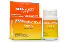 FERN C, the vitamin without the acidic feel