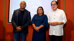 A historic first for marketing in the Philippines