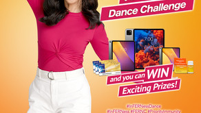 Get healthy and join the InFerness dance challenge